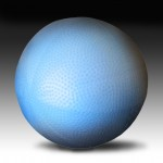 Devine Fitness soft excercise ball